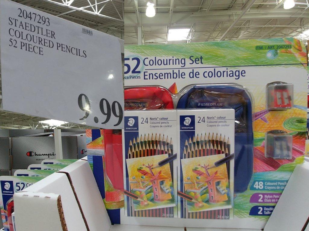 Set De Coloriage Asterix U.Costco Canada East Secret Sale Items July 16th July 23rd