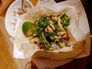 Mi Taco Taqueria carne asada taco