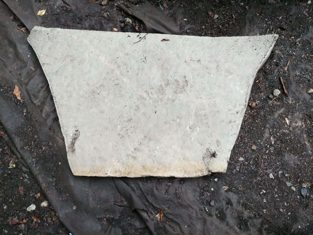 Flagstone for the backyard