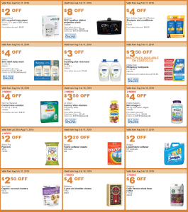 Costco Flyer sales July 29th - Aug 4th