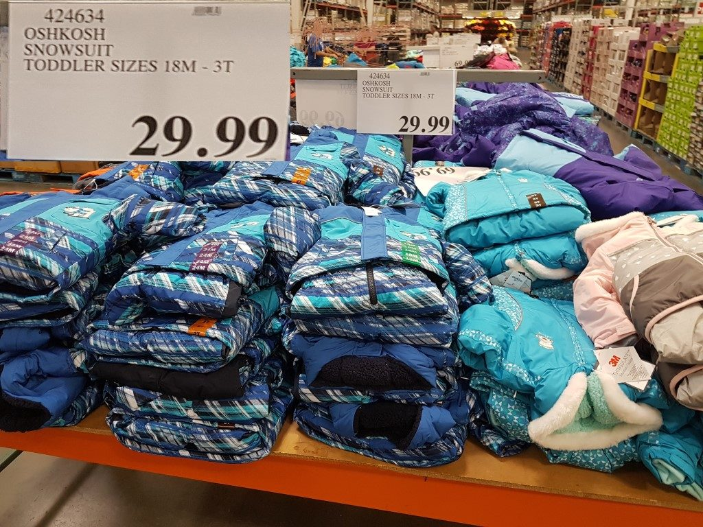 Costco Canada East Secret Sale Items - July 3, 2017 to July