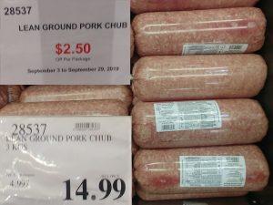 Costco Meat Sales