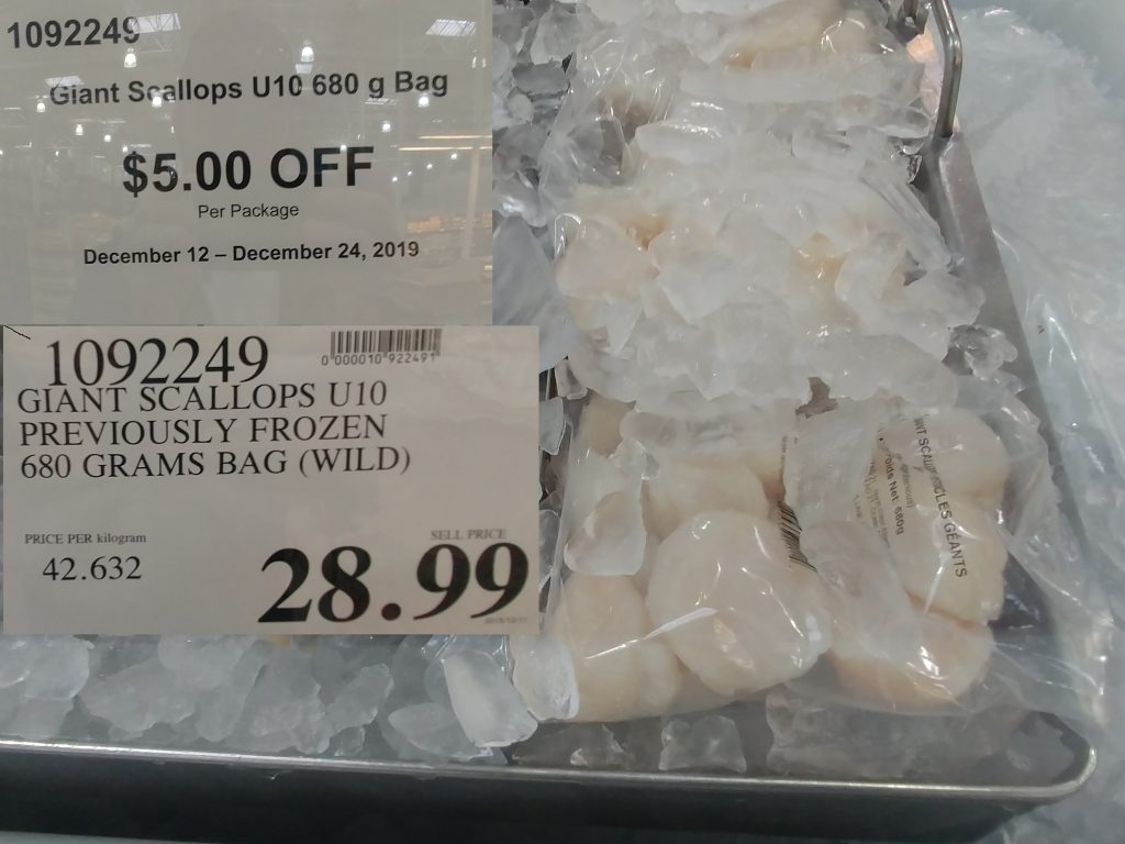 Costco Kingston Meat Dept. Sales