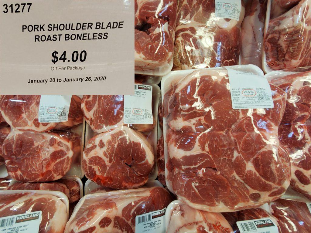 Costco Kingston Meat sales