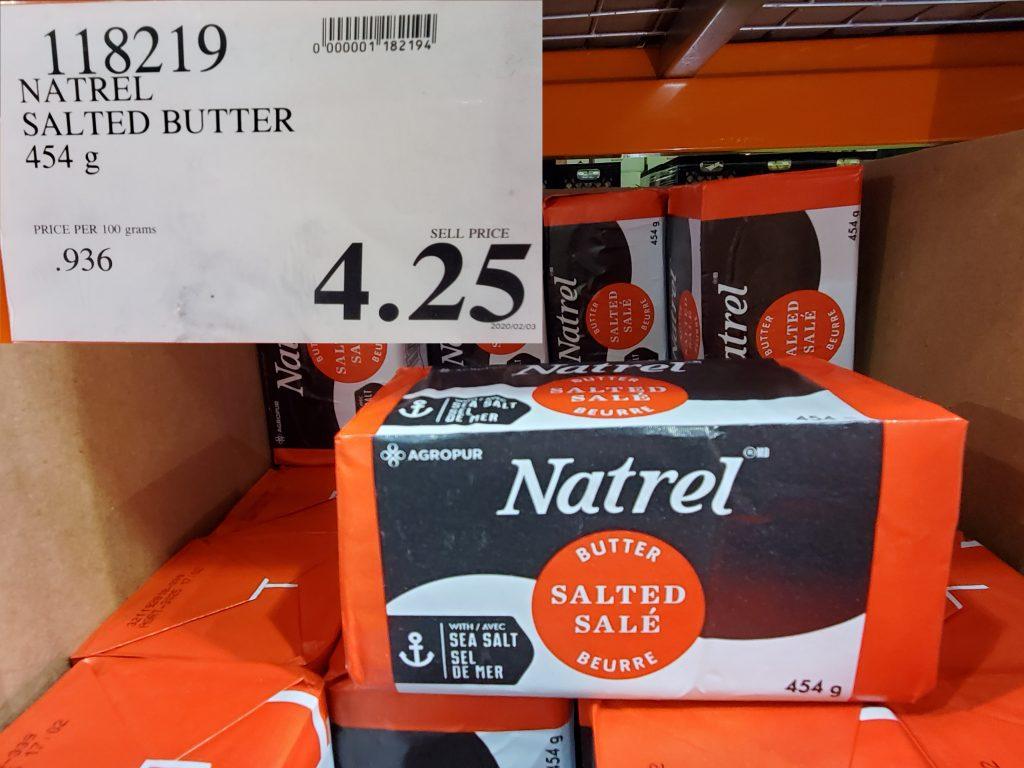 natrel butter