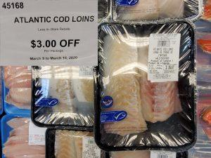 costco atlantic cod loins