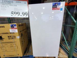 fridgidair freezer