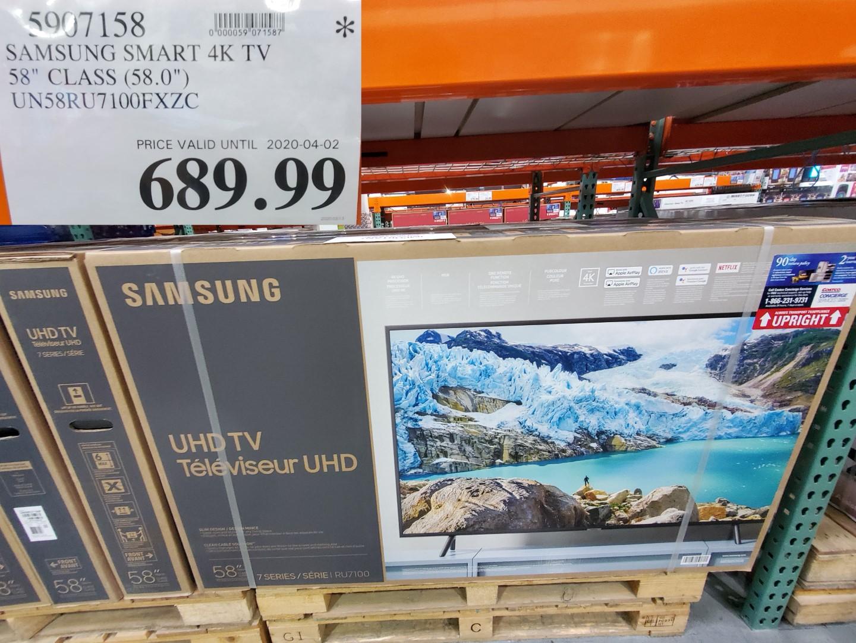 Samsung T.V.