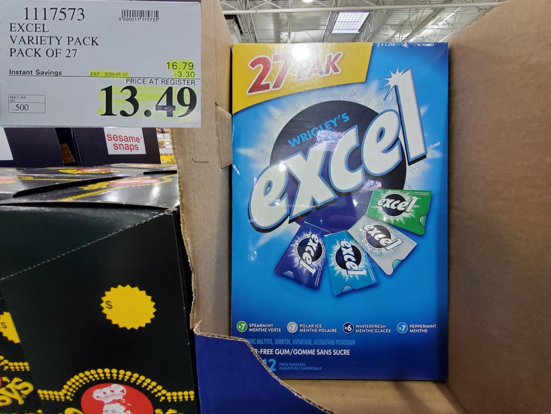excel gum