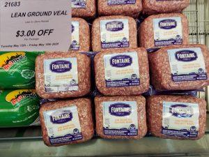 ground veal