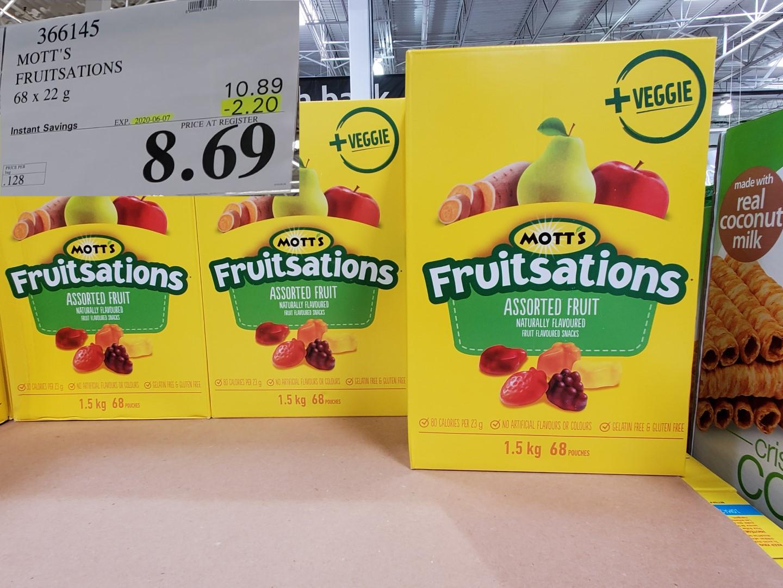 motts frutsations