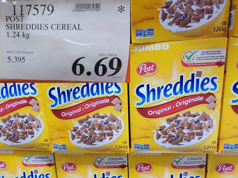 post shreddies
