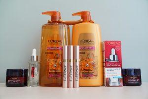 L'Oreal Paris products