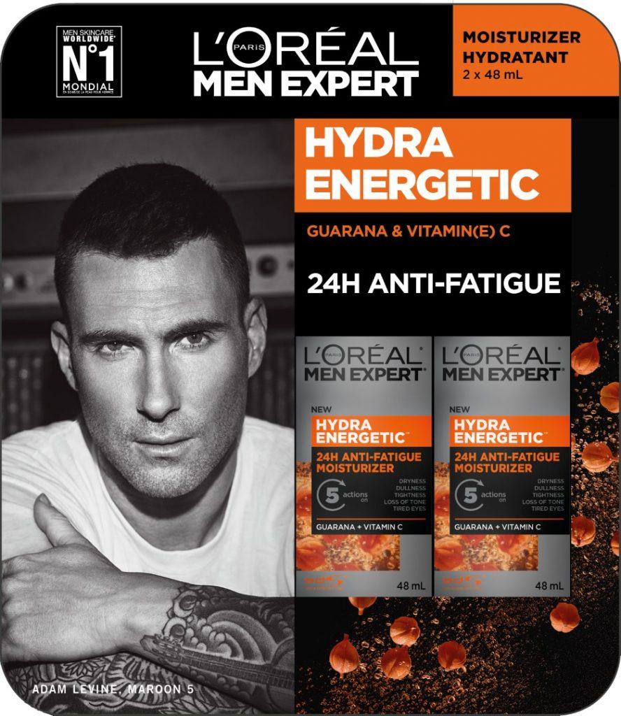 loreal men expert moisturizer