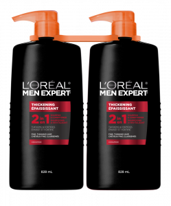 2-in-1 thickening shampoo and conditioner