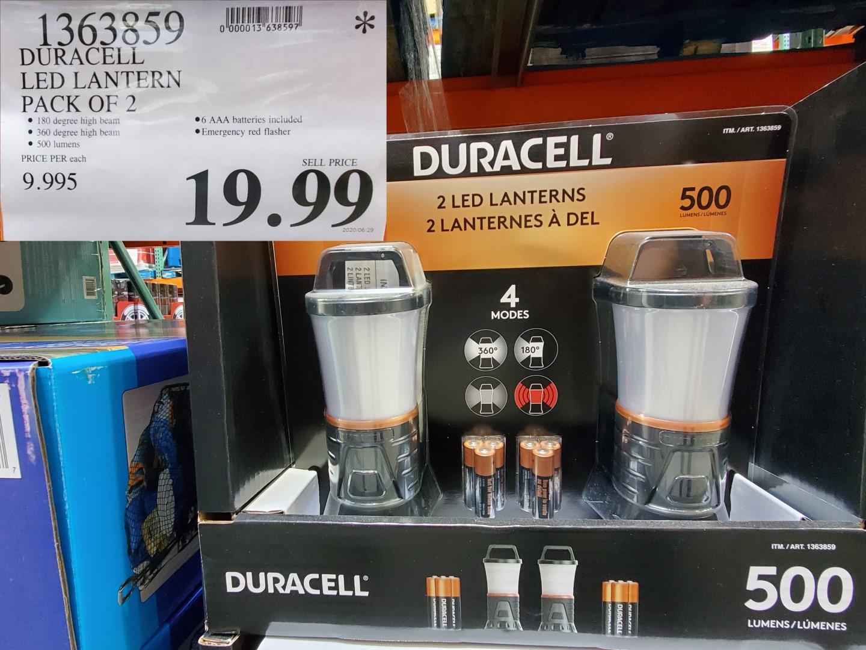 duracell lantern