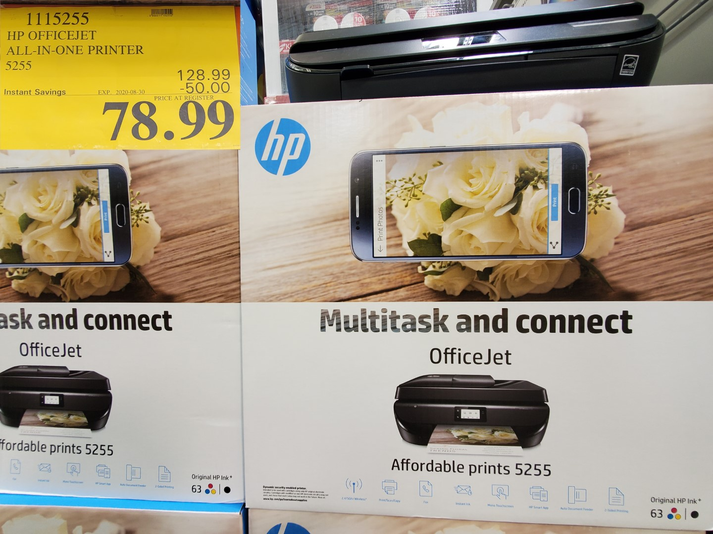 HP officejet all-in-one printer
