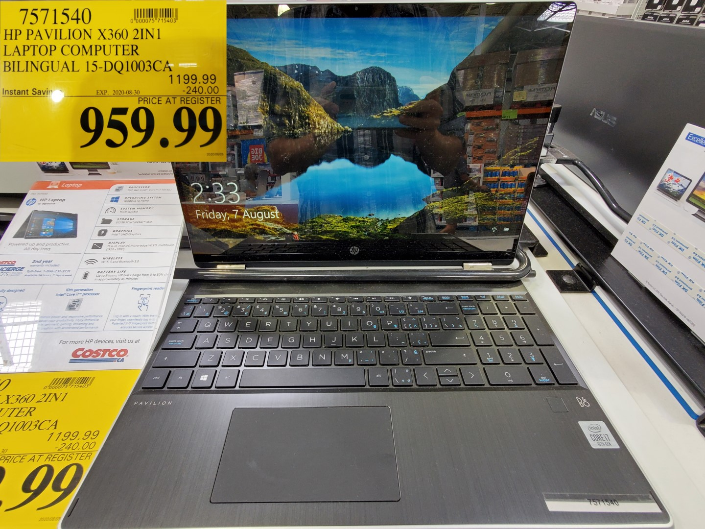 HP pavillion laptop