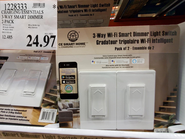 3-way light dimmer