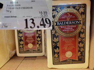 balderson aged cheddar