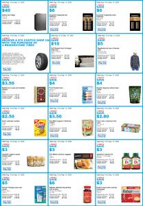 Costco flyer sales