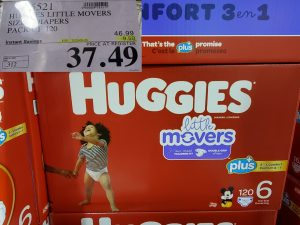 huggies lil movers size 6