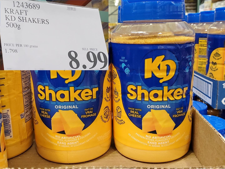 KD shaker