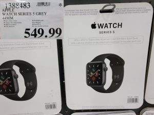 Apple iWatch series 5