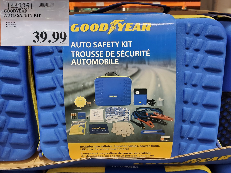 goodyear auto safety kit