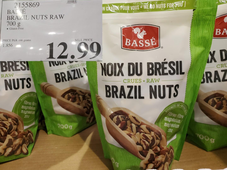 basse brazil nuts