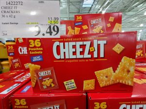 ritz cheez it