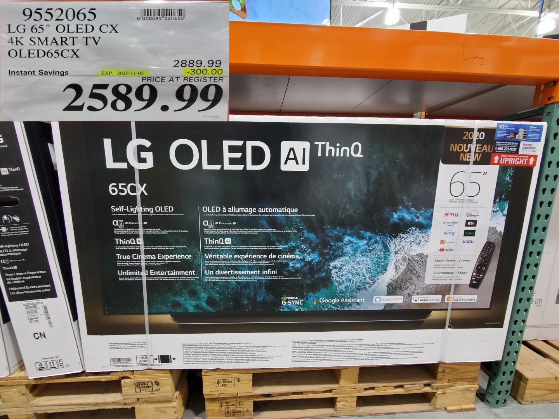 LG OLED 4Ktv