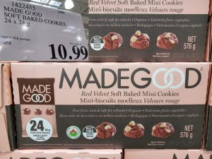 madegood soft cookies