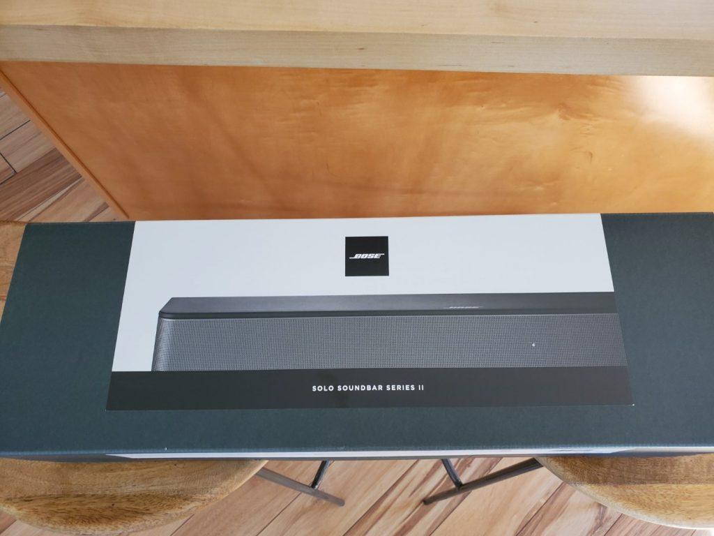 Bose soundlink soundbar