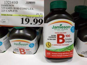 jamieson B 100
