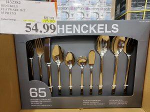 henckels flatware