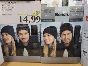 bench beanie