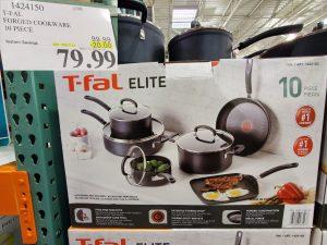 T-fal elite pans
