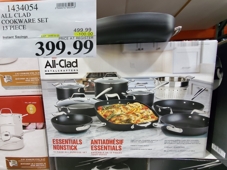 all-clad non stick pans