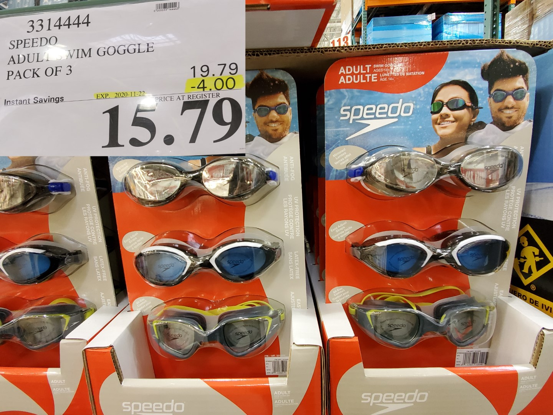 speedo goggles