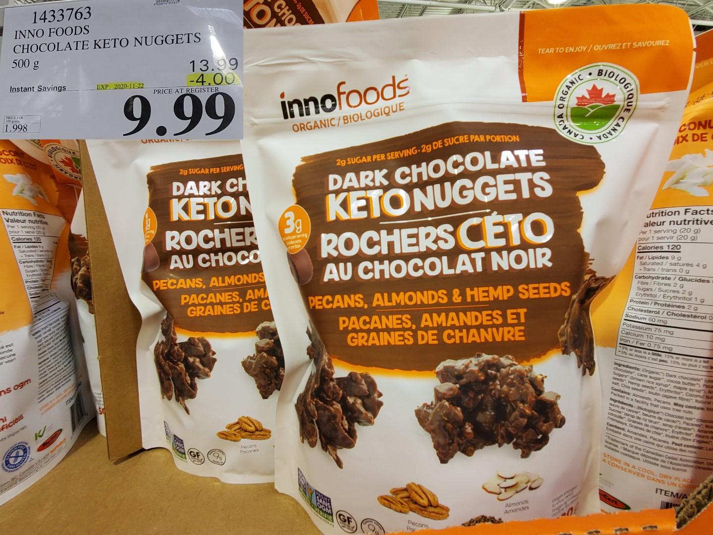 INNO foods keto bites