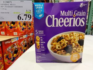 multigrain cheerios