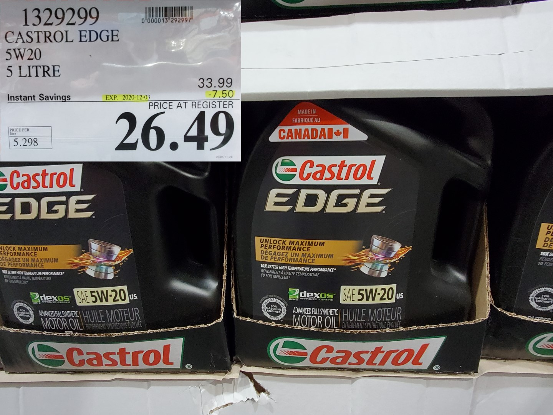 castol edge