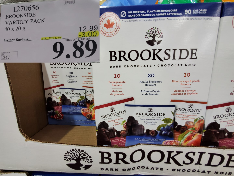brookside variety pack