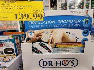 dr.ho's circulation promoter