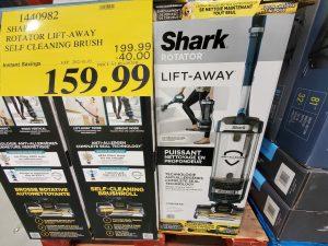 shark lift-away vacuum