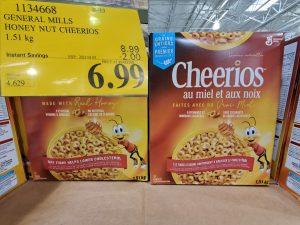 honey nut cheerios