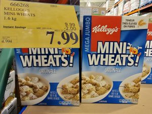 kellogg's mini-wheats
