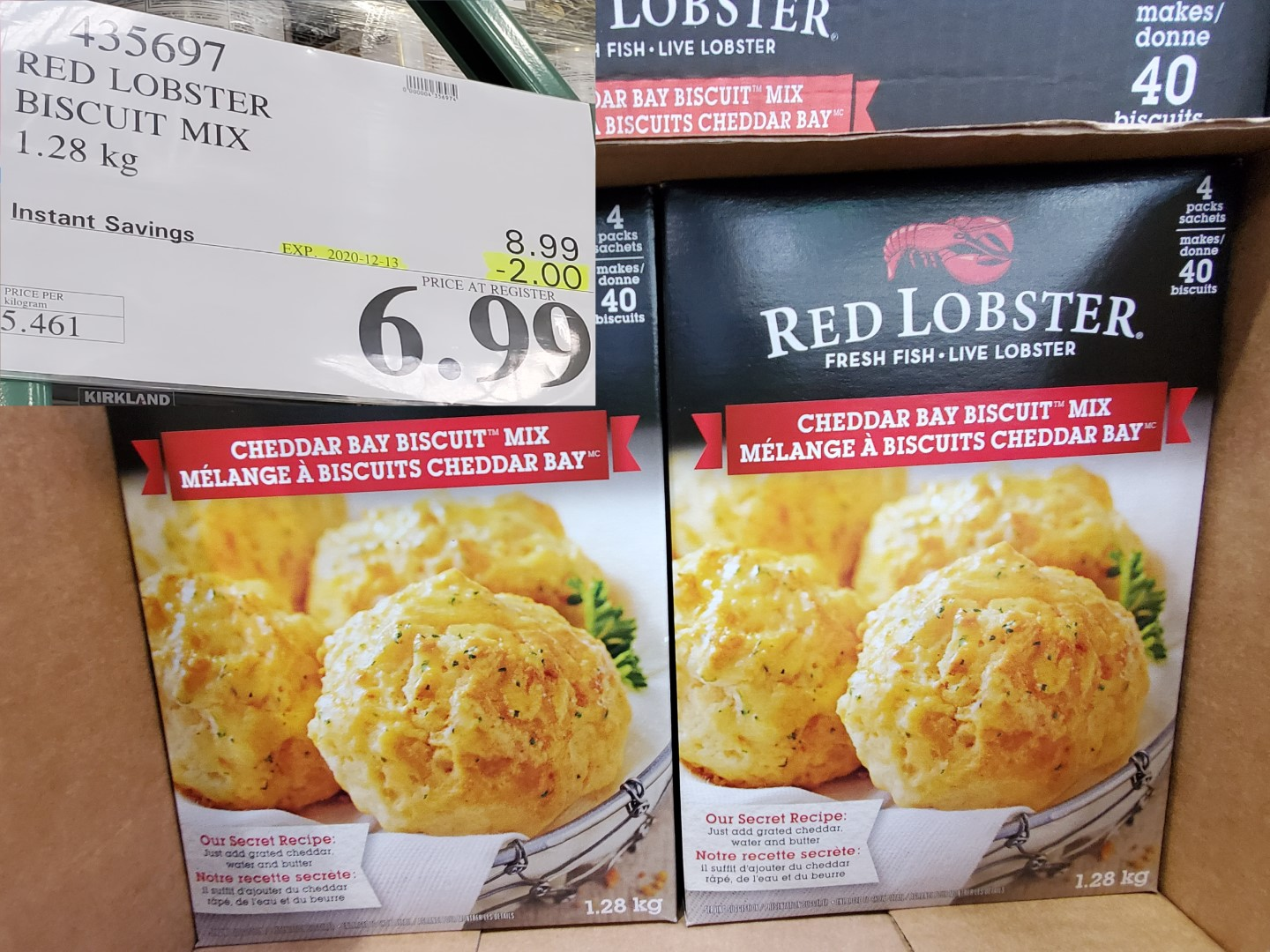 red lobster cheddar bisquits