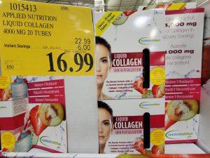 applied nutriotion liquid collagen